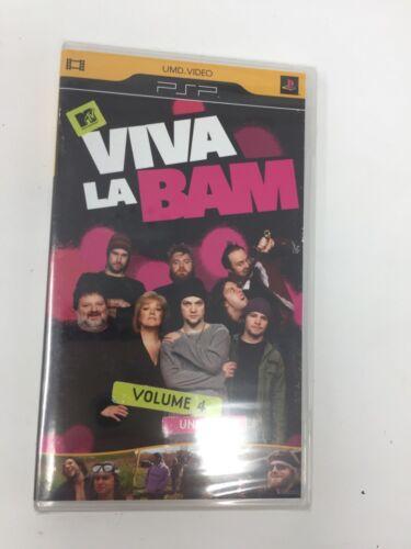 Viva La Bam, Vol. 4 (UMD, 2008)