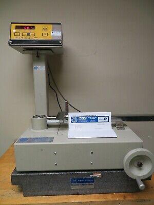 Ako Torque Tsd-650 100 Ftlb Torque Wrench Calibration System Calibratednx29