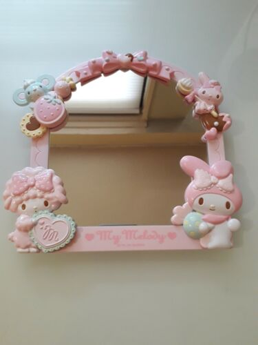 Sanrio My Melody Mirror Stand & Wall