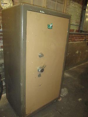 Fichet-bauche Vault Safe Trtl Combination Lock Key - High Security