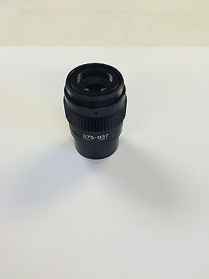 Mitutoyo375-037 3-power Objective Lens For 176 Series Mf Microscope New