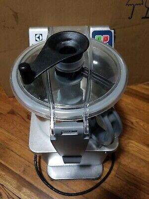 Electrolux Trk45 Food Processor Vegetable Cutter Restaurant Equipment Commercial