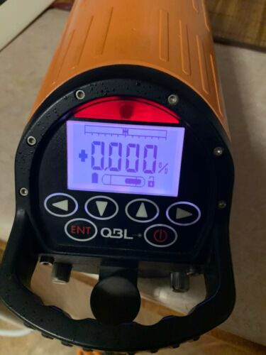 Geomax QBL QL125 QL 125 Pipe Laser (Topcon, Spectra, Trimble, Leica)