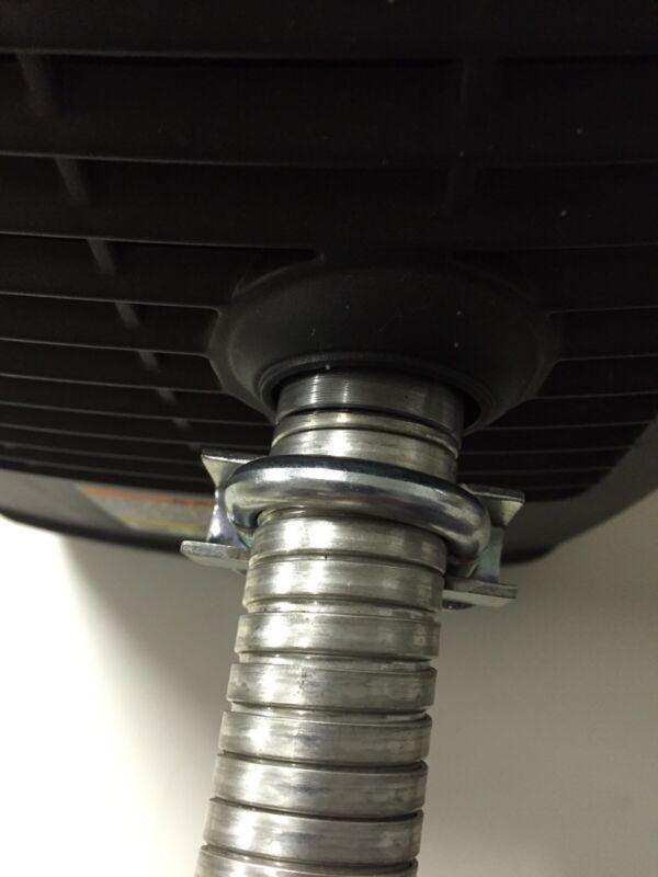 """Generac/Universal Generator 1"""" steel exhaust extension (3 foot)"""