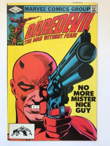 Daredevil #184 - Punisher App Frank Miller Marvel Comics
