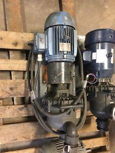 3 phase 5 hp banjo pumps