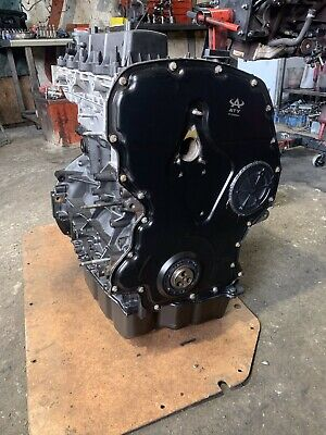 Mk8 Transit FWD Euro 5 2.2 Engine Reconditioned Peugeot Boxer Citroen Relay