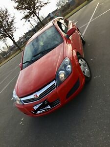 Saturn Astra 2008 with safety