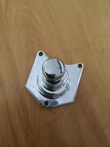 Harley Davidson billet push button for starter