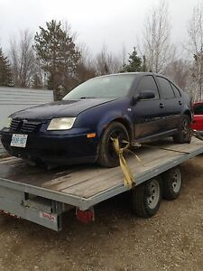 2002 Jetta tdi parts car