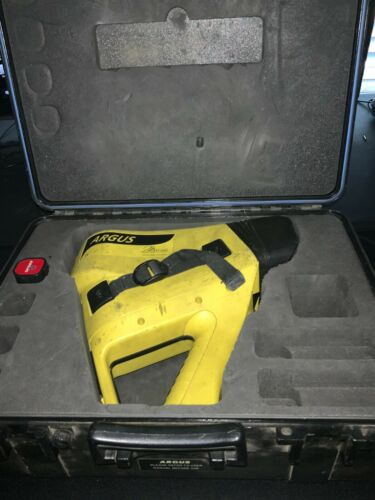 Argus Hand-Held Thermal Imager Msa Macroni - Heavy Used Fire Detection