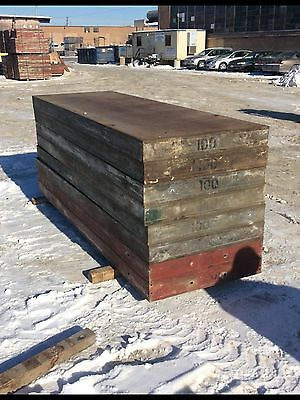 Alisply Rapid Clamp System Concrete Wall Forms 300 Cm X 100cm 8 Pcs.