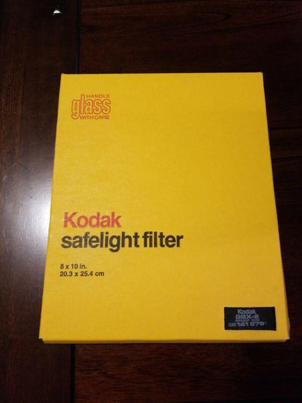 Kodak Safelight Filter GBX-2, 141 6940 Great Condition