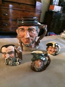 Royal Doulton character mugs