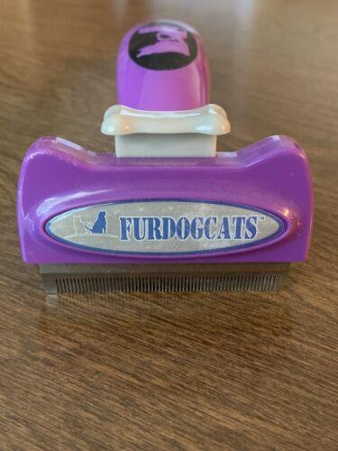 Pet Grooming Deshedding Tool/Brush For Dogs Cats Short, Medium Long Hair - $5.00