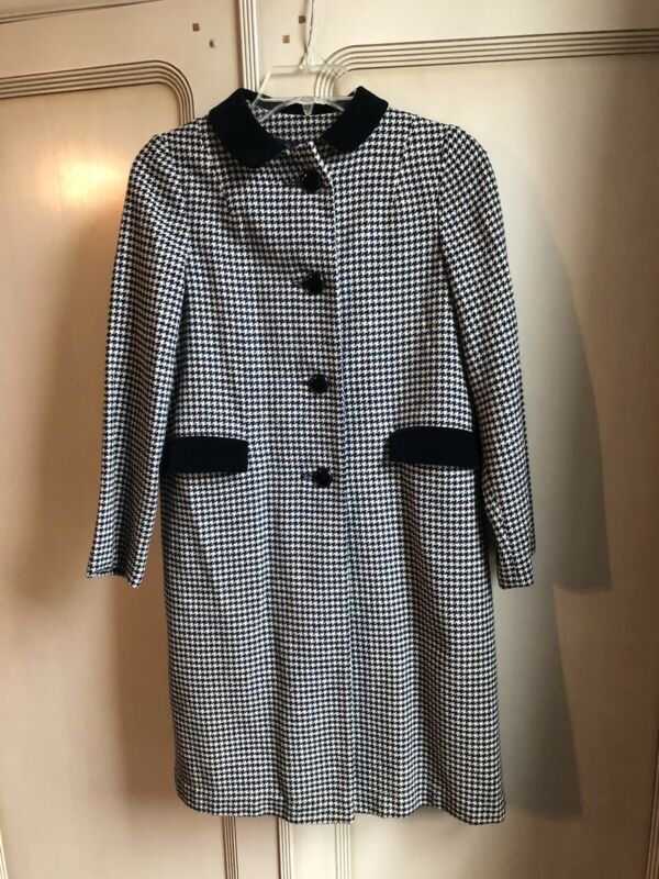 Vintage Wool Children's Coat