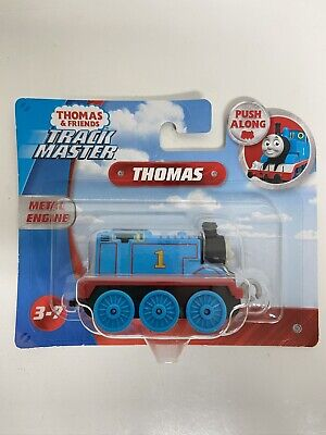 NEW-Thomas & Friends Trackmaster PUSH ALONG THOMAS Train Engine Fisher Price