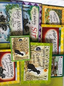 Children's books - Hairy Maclary & Little Miss series