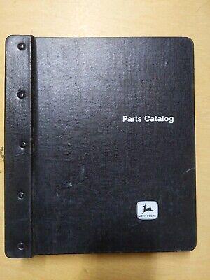 John Deere Product Services Information Parts Catalog