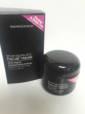 AminoGenesis Therapeutic Facial Repair Anti-Aging Moisturizer Creme