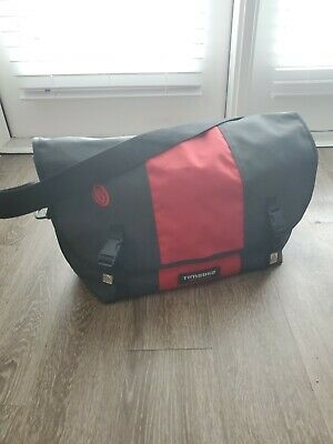 "about 18/"" x 14/"" Red Vintage New-Old-Stock RALEIGH BICYCLE Messenger Bag"
