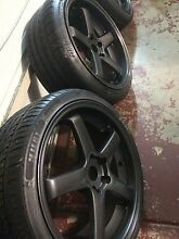 19' Starcorp wheels Glenwood Blacktown Area Preview