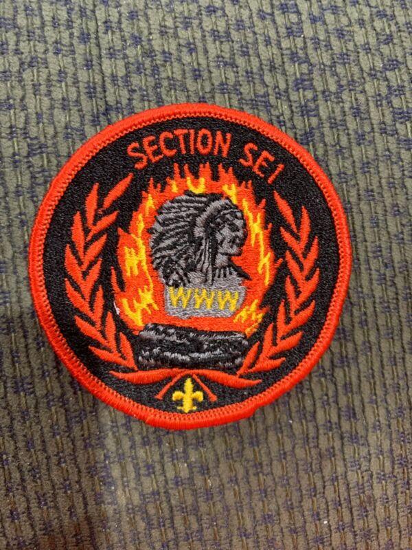 Mint OA Section SE1 Patch BSA