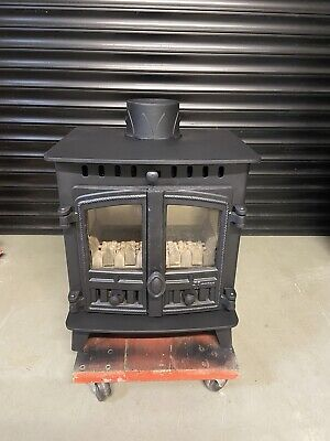 Hunter Herald 5 Compact Multi Fuel Stove Woodburner