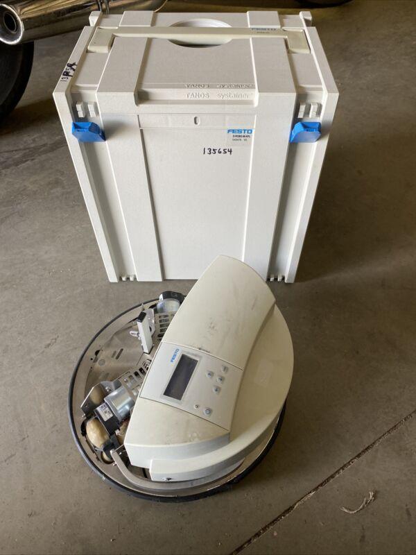 FESTO Robot Robotino W/ Traveling Case D-Robo-M-KPL