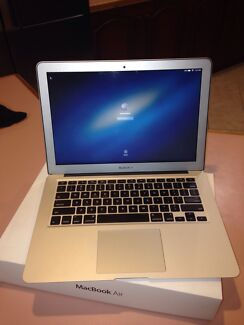 Apple MacBook Air 128gb 2013 Gawler East Gawler Area Preview