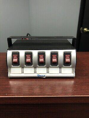 Galls 5 Switch Box