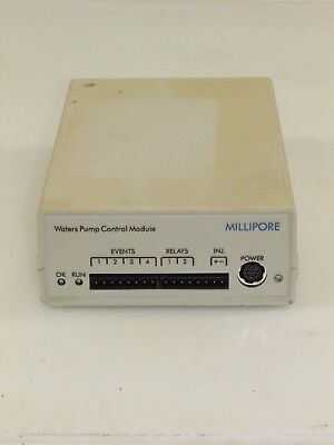 Waters Millipore Pump Control Module Pcm Wat200341 Used