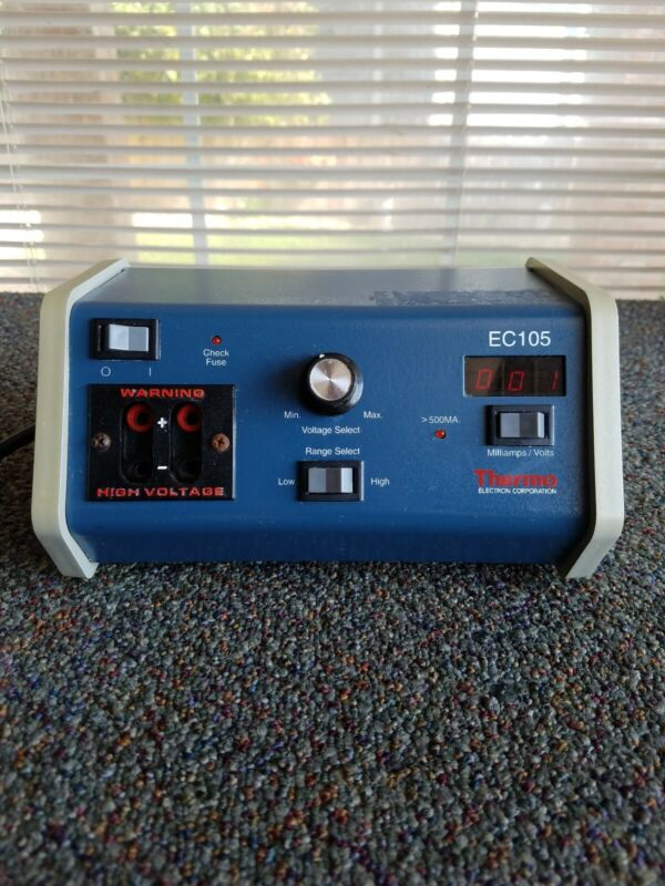 Thermo Scientific EC-105 Electrophoresis Power Supply - FREE SHIPPING
