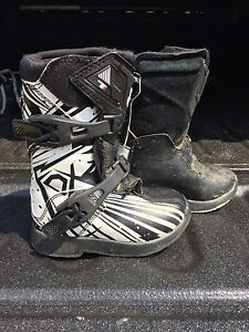Fox Comp5K dirtbike boots