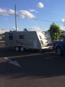 Coromal   Seka 535 mirage pop top caravan Kyogle Kyogle Area Preview