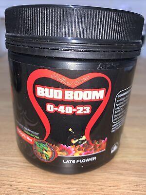 Future Harvest - BUD BOOM Late Flower 500g
