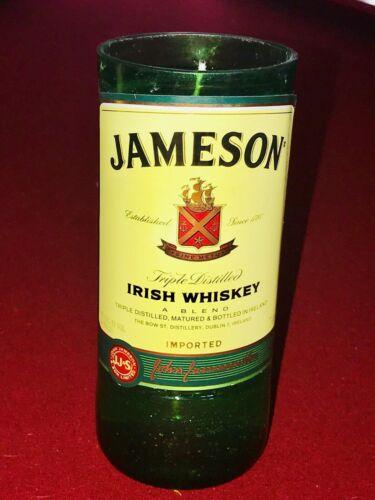 JAMESON Candle Whiskey Lover? Fun Valentine Gift~Handmade LIQUOR BOTTLE GEL WAX
