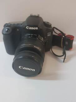Canon 60D Camera with 18-55mm lens
