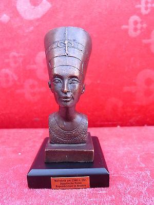 beautiful Figure__Bronze__nofretete___