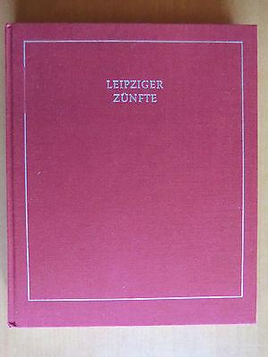 Leipziger Zünfte Handwerk Schmiede Gerber Sattler Leipzig Töpfer Weber Bäcker ..
