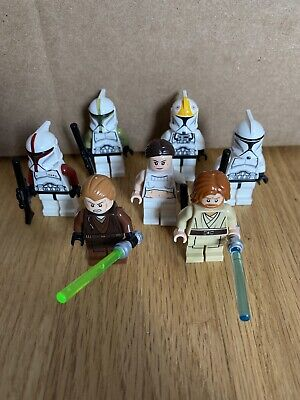 LEGO Star Wars 75021 Republic Gunship, 7500 Clone Troopers Minifigures Only Lot