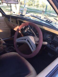 1979 Holden Hz kingswood sedan 253 v8