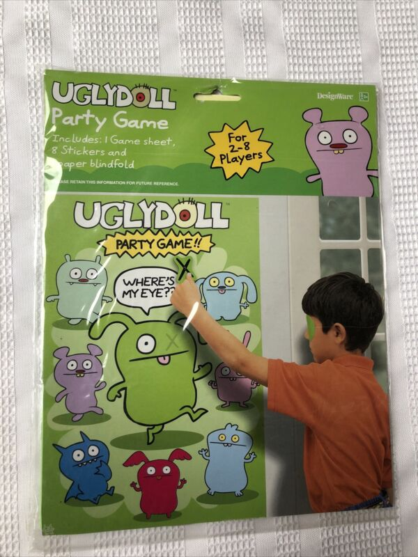 Ugly Doll Birthday Party Game