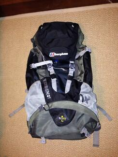 REDUCED///  LIGHT 65L backpack Wembley Downs Stirling Area Preview
