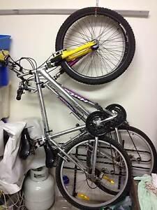 Pair of man's & woman's mountain bikes Goolwa Alexandrina Area Preview