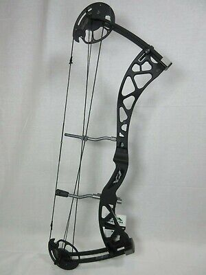 2016 Martin Stratos CR Compound Bow  up to 70#  Black Left Hand