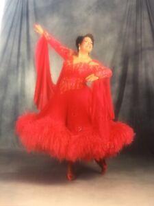 Ballroom gown  SIZE 14 $500 cash (204) 229-3266