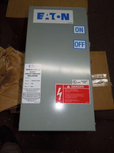 Eaton Labhfd3150n Pow-r-flex La Busplug 150a 3ph 4w 600v Circuit Breaker Surplus