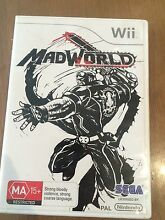Wii game - Mad World Durack Palmerston Area Preview