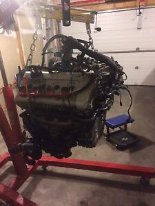 B6 b7 S4 engine 4.2 v8 parts for sale